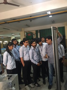 BBA Students Visit to Prasha Technolgies Limited Manesar - Picture 5